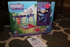WowWee FINGERLINGS *new* MONKEY BAR SWING PLAYSET with LIV EXCLUSIVE & RECEIPT!