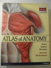 Atlas of Anatomy Organs Systems Structures Sobatta Illustrations 600+