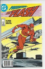 Flash 1 (1987) - NM (9.0) $1.00 Canadian Variant White Pages