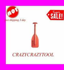 Attwood 11828-1 Emergency 20-Inch To 42-Inch Telescoping Paddle Orange