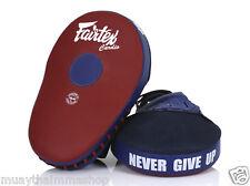 Fairtex NEW Focus Mitts Curved Design FMV13 BEST MMA EQUIPMENT