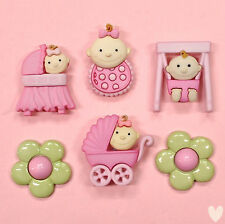 DRESS IT UP Buttons Baby Fun Girl 5195 - Embellishments