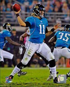 Blaine Gabbert Jacksonville Jaguars NFL Licensed Unsigned Glossy 8x10 Photo B