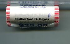 2010 D RUTHERFORD HAYES   PRESIDENT DOLLAR $25 BANK BU ROLL
