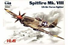 ICM 48065 1/48 Spitfire Mk VIII US Air Force fighter