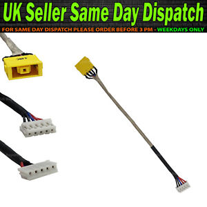 🔥 Lenovo Essential G710 G700 90202793 Dc jack Cable Harness cable Power cable