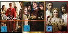 11 DVDs * Die Borgias - Staffel / Season 1 2 3 Im Set - Kompl. Serie # NEU OVP =