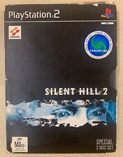 Silent Hill 2 Special 2 Disc Set PAL PS2 PlayStation 2 Discs Like New Tracked