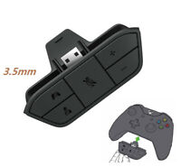 1Pc Stereo Headset Adapter Audio Game For Microsoft Xbox One Wireless Controller