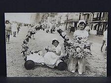 Vintage Photo, Miniature Cars, Children #28