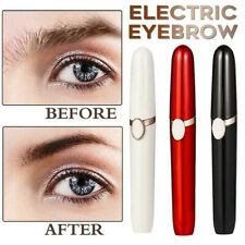 WOMEN FLAWLESS ELECTRIC PAINLESS Brow Hair Remover Eyebrow Facial Hair Trimmer
