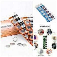 5X CR2016/CR2032/CR2025/CR927/CR1620/CR1220 3Volt Alkaline Button Cell