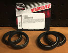 New MSR Fork Dust Wiper and Oil Seal Set Kawasaki KX125 KX250 2000 2001