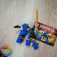 LEGO - Ninjago - X3 BULK NINJAGO PACK - 30292 30088