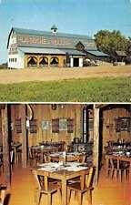 St Jean Port Joli Quebec Canada La Roche a Veillon Vintage Postcard J58838