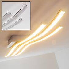 Plafonnier LED Design Lustre Lampe à suspension Chrome Lampe de séjour 147325