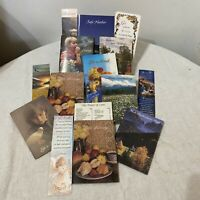 Vintage Inspirational Religious Salesian Missions Booklets and Book Marks Lot
