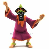 """rare WITCH DOCTOR 4.5"""" SCOOBY-DOO Classic collectible Action Figure cute toy"""