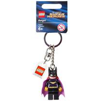 YRTS Lego 851005 LLAVERO BATGIRL SUPER HEROES ¡New! minifigures minifigura