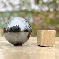 Hematite Crystal Sphere Healing Stone Mineral - RSE227 ✔100% Genuine