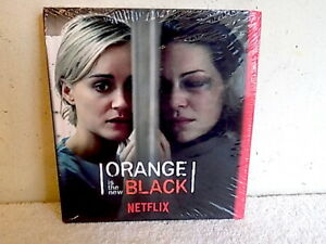 2016 ORANGE IS THE NEW BLACK EMMY DVD TAYLOR SCHILLING SEALED FULL SEASON 3 RARE