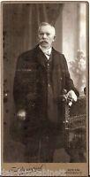 CAB photo Feiner Herr - Steyr 1900er