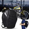 Multifunction Motorcycle Tail Bag High Capacity Oxford Cloth Backpack Helmet Bag