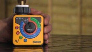 Hozelock Automatic AC Plus Garden Water Computer Timer BSP Threaded Tap Adaptor