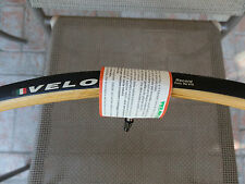 TWO  (  2  ) Veloflex  Record TUBULAR Tires-FREE PRIORITY MAIL SHIPPING