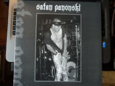 Satan Panonski - s/t Lp kbd gism distress problemi pankrti paraf depresija  NEW