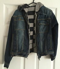 ZARA childrens JEAN JACKET  - Age 7-8 years