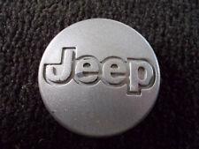 96 06 Jeep Cherokee Grand Cherokee Wrangler charcoal alloy wheel center cap