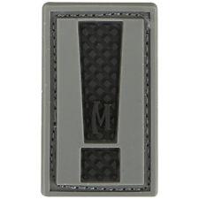 Maxpedition! Uitroepteken Point Patch Symbol Pvc Rubber Badge Swat