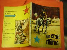 PICCOLO RANGER N° 42- ORIGINALE 1° EDIZIONE -DEL 1967- ALBI DEL  COW BOY- RARO