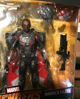"Marvel Legends 6"" Avengers Infinity War Falcon LOOSE Sam Wilson MCU Captain"