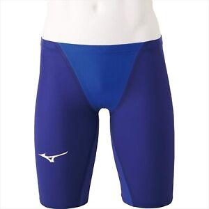 MIZUNO N2MB9001 FINA Mens Swimsuit Medium GX SONIC IV ST BLAU NEW