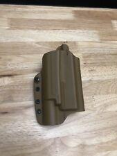 G-code holster for glock 17 w/ surefire 300