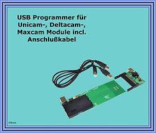 Unicam Evo 3.0, 4.0; Unicam 2, Twin, GigaBlue, Onys, Maxcam  Programmer