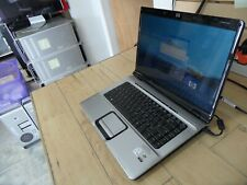HP Pavilion dv6000 Laptop For Parts Posted Bios Hard Drive Wiped *