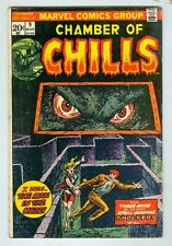 Chamber of Chills #9 March 1974 G/VG