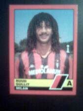 FIGURINA GULLIT MILAN - CALCIATORI D'ITALIA 1989-90