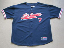 St Louis Cardinals MLB Baseball Button Down Jersey - J D Drew #7 - Mens X Large