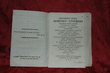 Sonetti di Fortunata Fantastici 1807 Nella Stamperia Reale