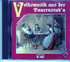 (EI318) Volksmusik Aus Der Bauernstub'n - 1994 CD