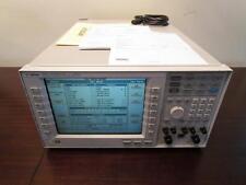 Agilent E5515c Wireless Communications Test Set With Options 002 003 E1991b