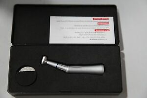 Dental Slow Low Speed Contra Angle Push Button 1:1 Handpiece Inner water Spray