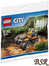 LEGO® City Dschungel 30355 Quad Polybag ! NEU & OVP !