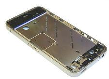 Original iPhone 4 Mittelrahmen Middle Rahmen Bezel Frame Board Mittel Cover Neu