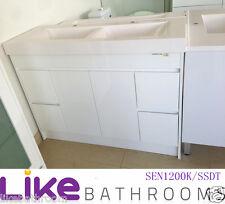 clearance sale@ 1200 Bathroom Vanity /No Handles Design