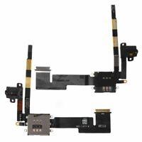 Flex Cable Sim Card Reader 3G Headphone Version Jack Audio for Apple iPad 2